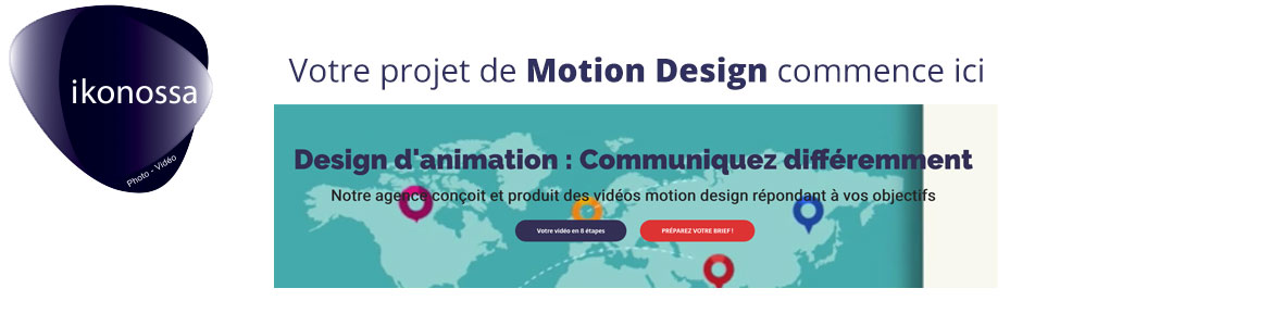 Production motion design