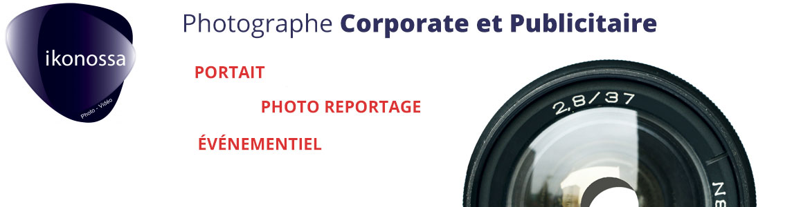 Photographe publicitaire et corporate