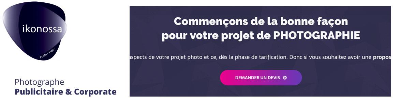 Photographe publicité à Chartres