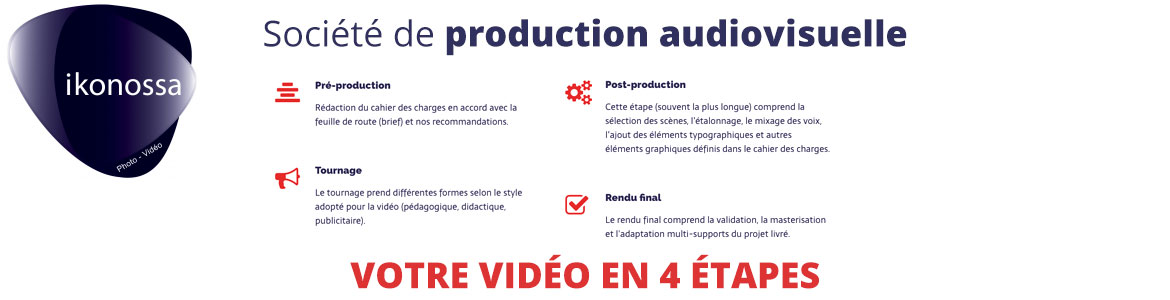 société de production audiovisuelle à Chartres